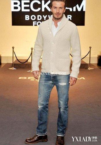 【图】布洛克鞋搭配男服装 时尚男人的搭配图片