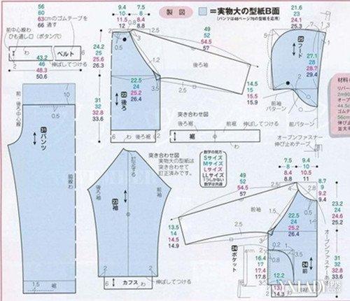 【图】男童卫衣裁剪心灵手巧大展现(3)_图纸卫男童船模型图片