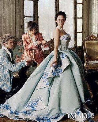服装贵族_欧洲贵族服饰…