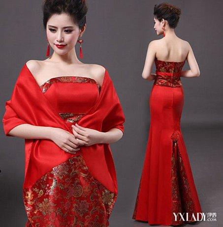 【图】中国古典礼服图片推荐
