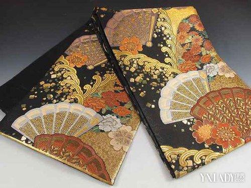 日本和服纹样中有一类特殊的纹样