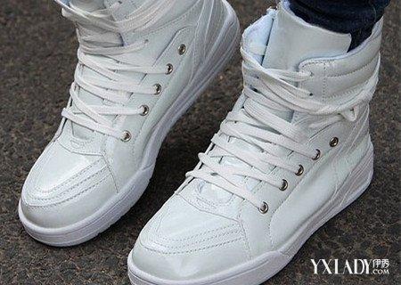 高帮帆布鞋鞋带系法有哪些呢?