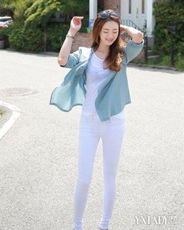 超薄透明紧身裤_【图】超薄透明白色紧身裤图片欣赏介绍穿紧