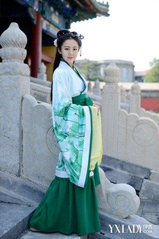 【图】古代汉朝服饰分哪些款式图片
