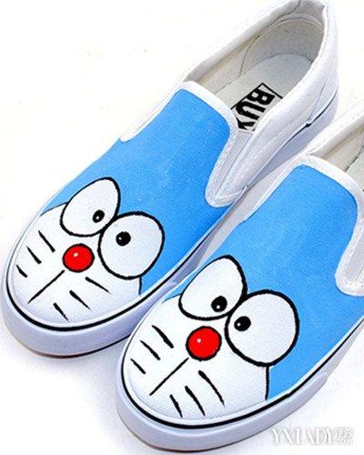 【图】手绘可爱卡通鞋子图片