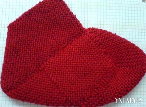 毛线袜子编织方法 教你在家diy简单的毛线袜子