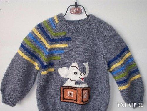 【图】儿童毛衣编织图案设计