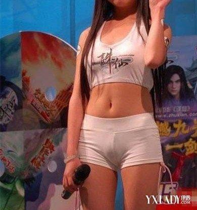 美女色图上海-图图_【图】美女穿紧身裤露深处图片 紧身裤易使女生陷入尴尬境地