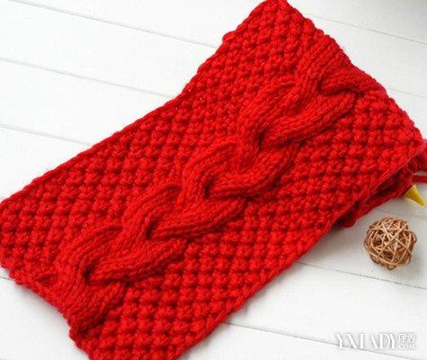 【图】围巾花样编织针法大全 介绍5种围巾的织法