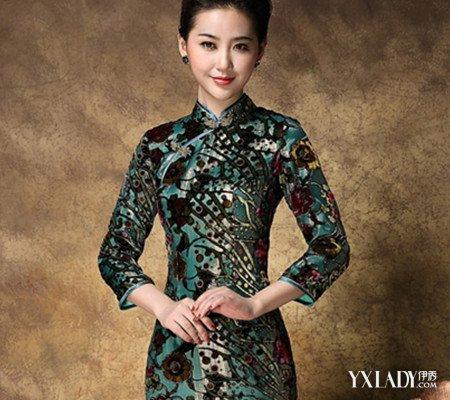 【图】中国旗袍走向世界 美丽温婉得到世界人民热爱 - 静如素雅 - 静如素雅空间:养心 养智 养身