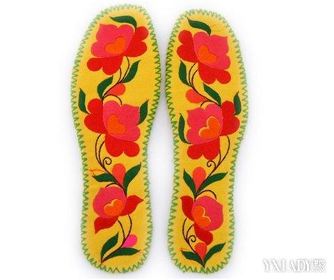 绣花鞋垫图案大全