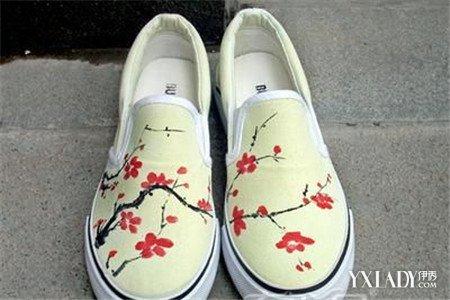 【图】吸睛手绘鞋子图片