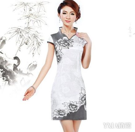 【图】揭秘旗袍的起源与艺术 中国女性独具民族特色时装之一
