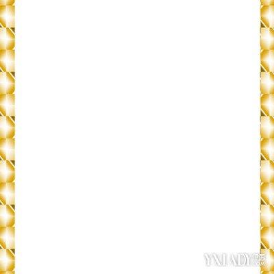 【图】简单花边边框的图片展示