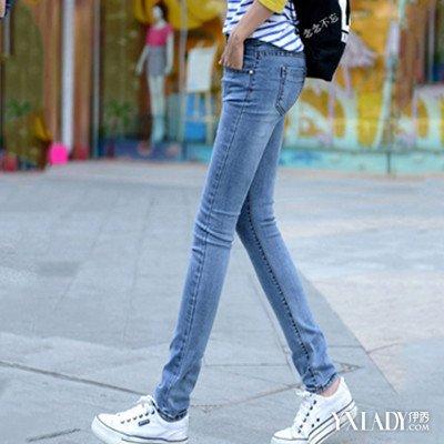 【图】展示街拍女生图片牛仔裤牛仔介绍初中威海哪初中所升学率高图片