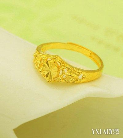 老凤祥黄金戒指图片曝光 用一枚戒指表现你勇于创新的一面图片