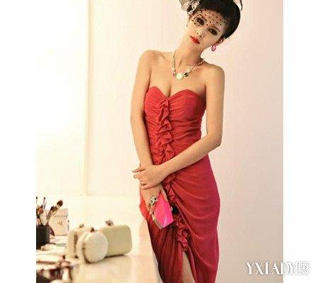 【图】古装抹胸裙美女图片欣赏