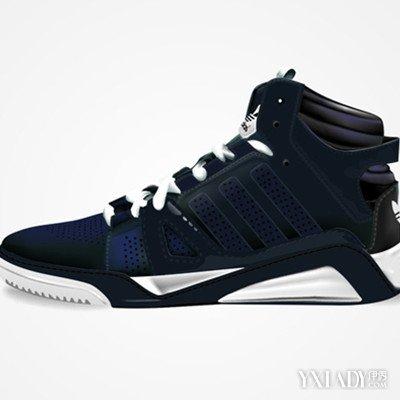 【图】好看篮球图片展示 从六方面看出篮球鞋