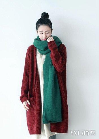 【图】中长毛衣外套有哪些?