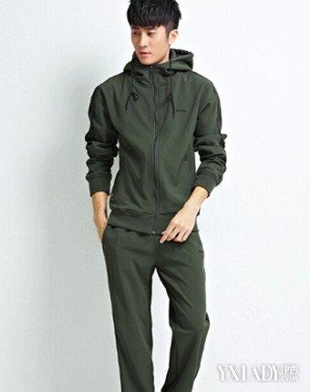 盘点运动装套装男秋款套装图片 4款搭配时尚又潮流