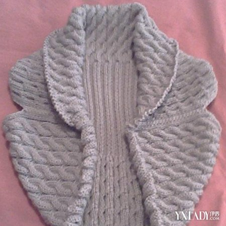熊猫毛衣编织图片