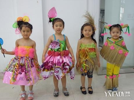 幼儿园环保服装制作的方法是什么 3个小妙招轻松解决
