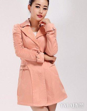 【图】盘点蕾丝风衣新搭 让你可爱与优雅同时