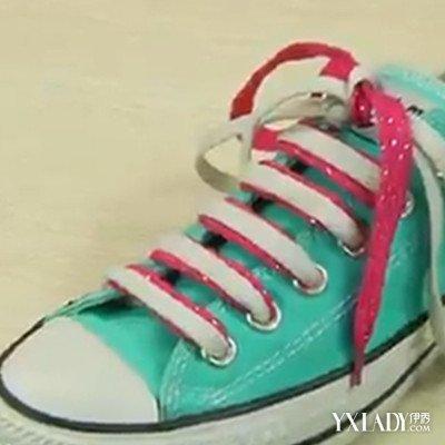 【图】运动鞋穿鞋带的图片大全 详解5种常见鞋带系法图片