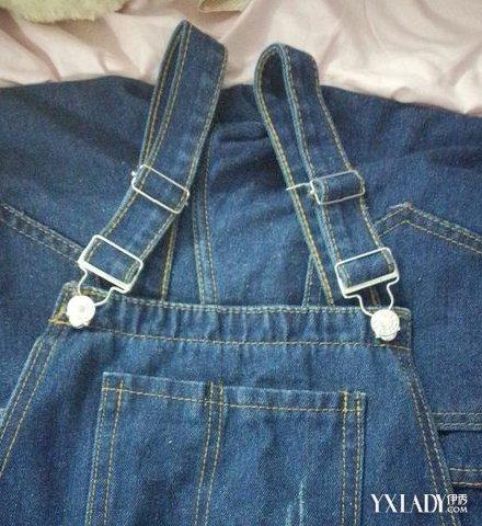 【图】背带裤的扣子怎么装? 简单5步轻松搞定