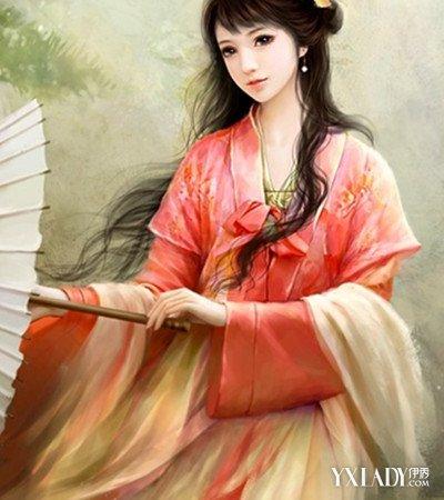 【图】解密古代美女裙子的名字