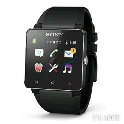 盘点索尼智能手表图片 深切体会新款索尼watch的魅力