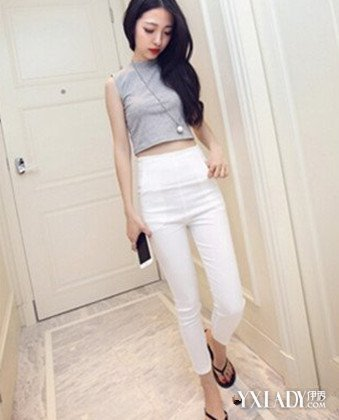 超薄透明紧身裤_【图】欣赏穿白色透明紧身裤mm图片紧身裤完