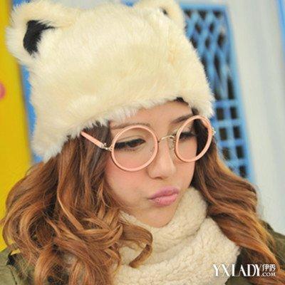 【图】戴帽子长发女生头像曝光 戴出属于自己的风格
