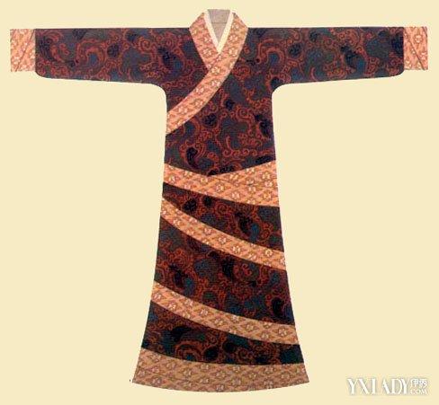 汉代皇帝冕服花纹