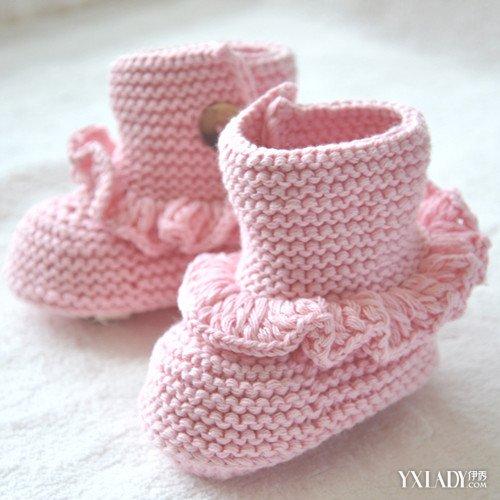 【图】钩针编织宝宝鞋款式 可爱宝宝鞋穿出你的娇媚尅
