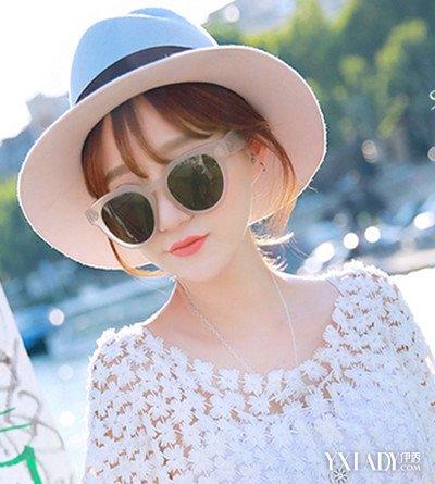 【图】帽子控女生头像图片展示 教你做个时尚潮女