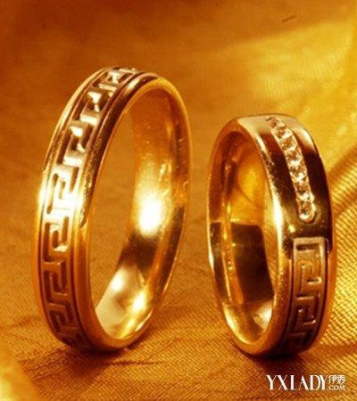 【图】展现金戒指魅力的图片 以戒指见证完美