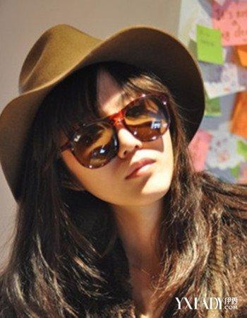 【图】戴帽子女生头像图片欣赏 大脸女生必备以下四款