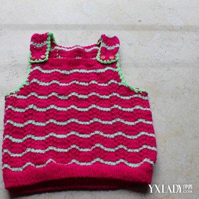 【图】宝宝毛线马甲织法大全 手把手教你如何编织
