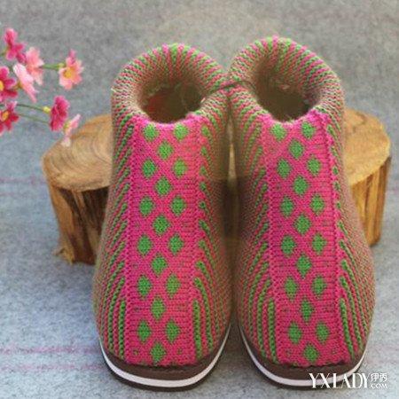 【图】毛线棉鞋图片集锦
