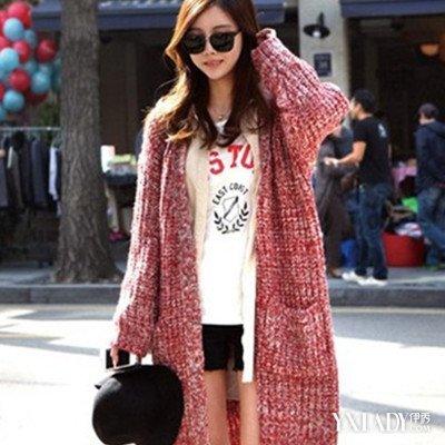 【图】毛衣外套编织款式新花样