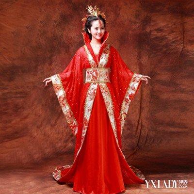 古装公主裙简笔画图片