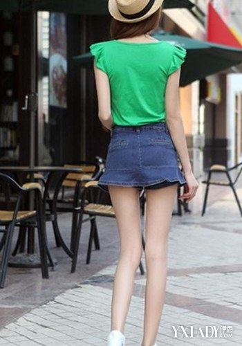 女孩穿超短裤_感觉着,穿超短裤的女生好好看,好有诱惑-女生穿超短裤的目的 ...