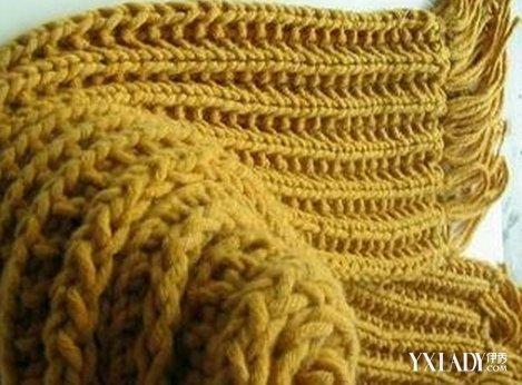【图】围巾编织花样大全 4种方法织出百变款式