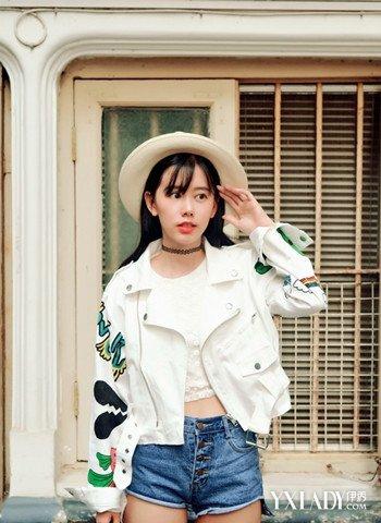 【图】新款外套初中生时尚让你加油初中的最搞青春回归图片