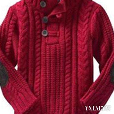 【图】编织男童毛衣图片赏析