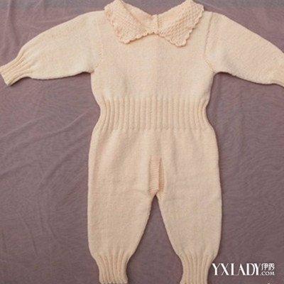【图】婴儿连体衣编织款图片欣赏 介绍连体衣的两大款式