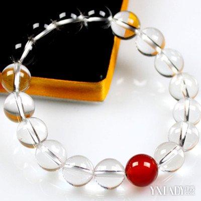 手链收尾打结方法图解_水晶手链如何打结