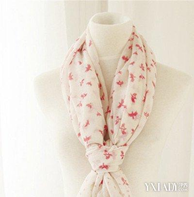 【图】纱巾的各种围法图解大全 易学更时尚百搭