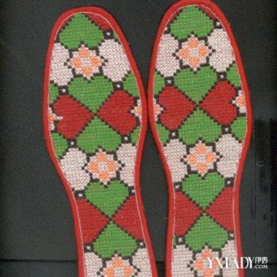 【图】手工十字绣鞋垫图片展示 8个妙招教你如何用鞋垫